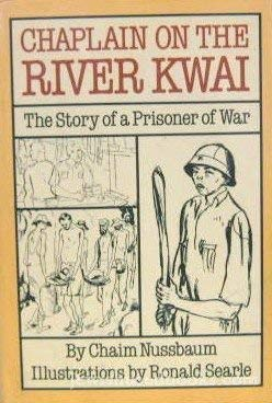 Chaplain on the River Kwai